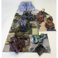 3D Pop-Up Guide to Westeros