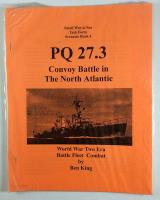 Scenario Book 4 - PQ 27.3, Convoy Battle in the North Atlantic