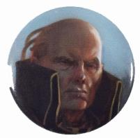 Black Library Celebration 2018 Button - Inquisition