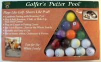 Golfer's Putter Pool