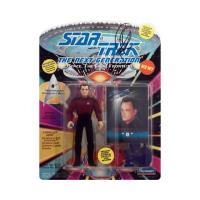Q in Starfleet Uniform