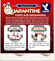 Quarantine - First Aid Expansion