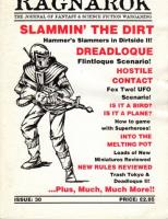 "#30 ""Hammer's Slammers in Dirtside II, Dreadloque - Flintloque Scenario, How to Game with Superheroes"""
