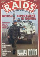 "1993 February ""British Deployment in Bosnia, Greek Combat Divers"""
