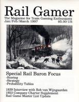 "#1 ""Rail Baron Focus, Rail Game Master List Update"""