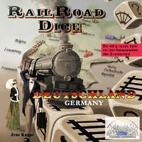 Railroad Dice - Germany