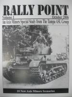 Rally Point Volume #1 - An Axis Minors Special Study