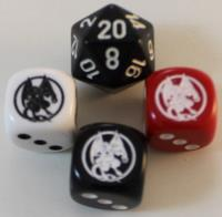 Custom Dice Set