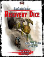 Fifth Edition Options - Recovery Dice