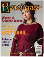 """#33 """"Women of Arthurian Legend, The Secret History of the Holy Grail"""""""