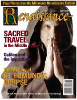 """#34 """"Sacred Travel in the Middle Ages, Galileo and the Inquisition"""""""