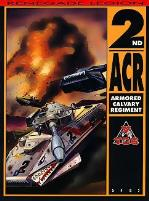 2nd ACR - Armored Cavalry Regiment
