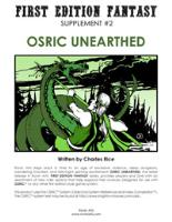 Supplement #2 - OSRIC Unearthed