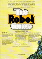 Robot Game, The