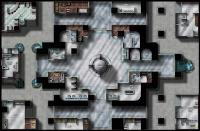 10th Anniversary Double-Sided Map - Royal Militia Headquarters/Rock Fortress