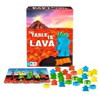 Table is Lava, The