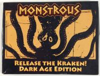 Release the Kraken! - Dark Ages Edition (Kickstarter Exclusive)