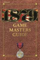 1879 - Game Master's Guide