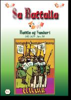 Sa Battalla - Battle of Sanluri, 1409 AD (English Edition)