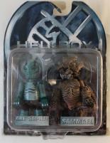 Abe Sapien & Sammael