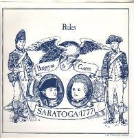#2 - Saratoga - 1777