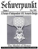 "#5 ""The Medal of Honor, 12 Scenarios"""