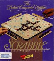 Scrabble - Deluxe Computer Edition