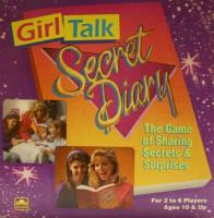 Girl Talk - Secret Diary