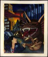 Shadowbeat Original Cover Art