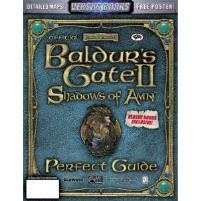 Baldur's Gate II - Shadows of Amn Perfect Guide