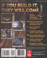 SimCity 3000 Official Strategy Guide