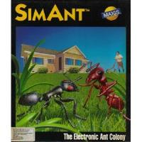 "SimAnt (PC 3.5"" & 5 1/4"")"