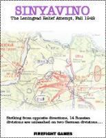 Sinyavino - The Leningrad Relief Attempt 1942