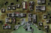 10th Anniversary Double-Sided Map - Smugglers Base/Swamp Outpost