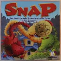 Snap - The Interlocking Dragon-Making Game