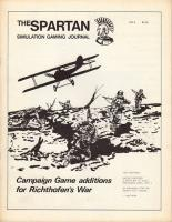"""#5 """"Campaign Game Additions for Richthofen's War"""""""