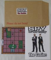 Spy - Or Die Trying, The Casino
