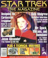 "#2 ""Designing the Cardassian Freighter, Jason Alexander From 'Seinfeld' to STAR TREK, Kate Mulgre Exclusive Interview"""