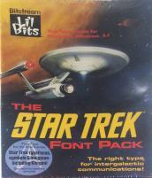 Star Trek Font Pack, The