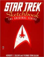 Star Trek - The Original Series Sketchbook