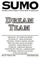 """#44 """"Final Issue, Dream Team, Iron Horse"""""""