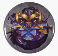 Black Library Celebration 2018 Button - The Sundering