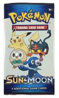 Sun & Moon Promo Booster Pack