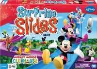 Surprise Slides Game (Mickey Mouse Clubhouse Edition)