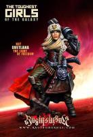 Svetlana - The Light of Freedom (Science Fiction)