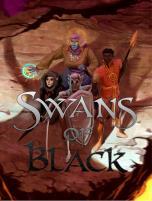 Swans of Black