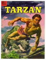 Tarzan Comic Print (Kickstarter Exclusive)