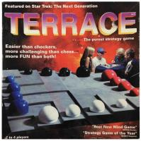 Terrace 6x6 - The Future of Strategy Games
