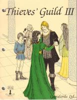 Thieves' Guild #3 - The Duke's Dress Ball (1st Printing)
