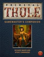 Gamemaster's Companion (D&D 5th Edition)